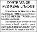 CONTRATA-SE PCD REABILITADOS