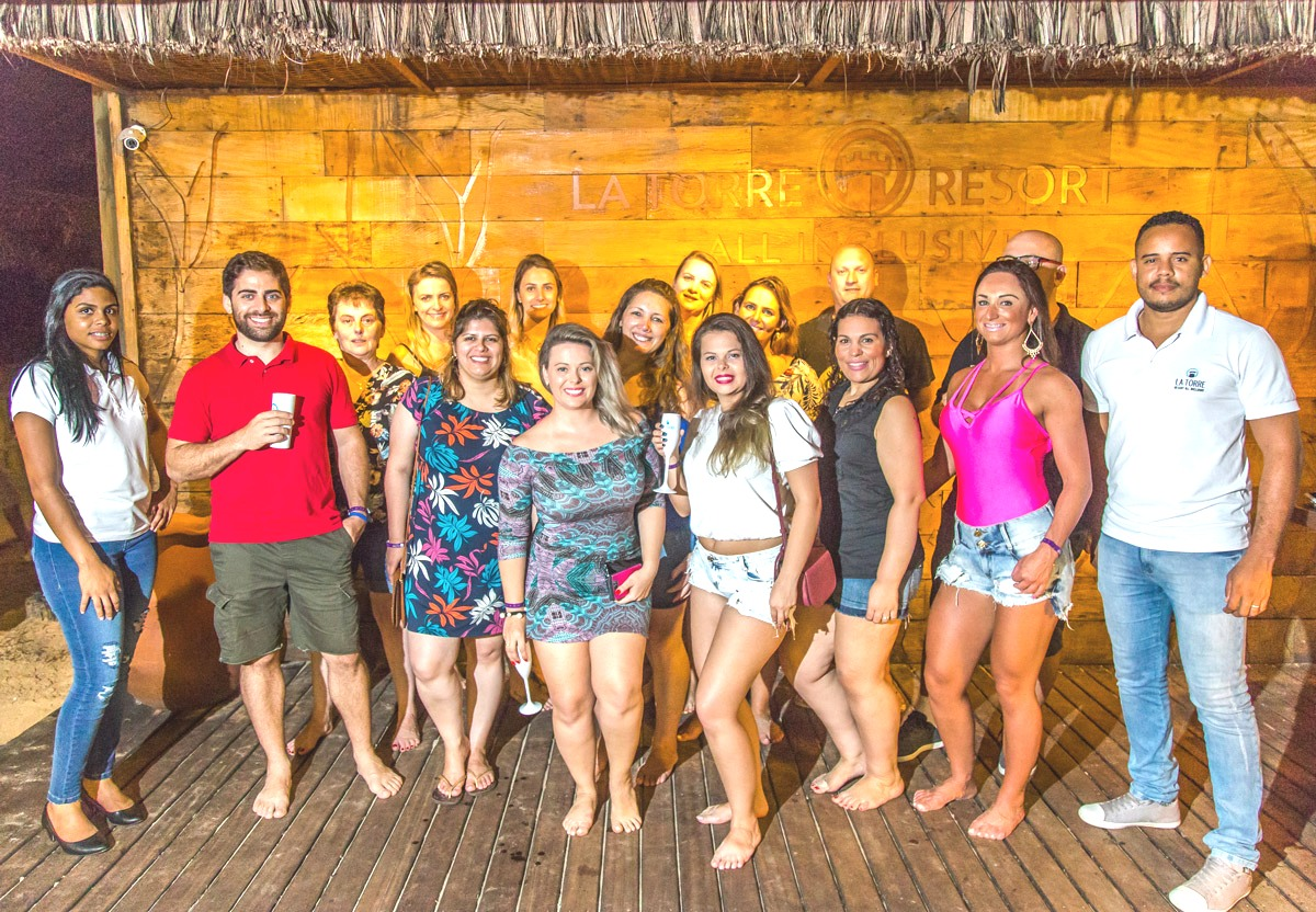 La Torre Resort recebe famtour da Visual-RS